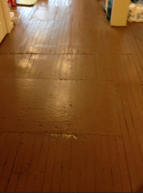 Floor Without Carpet