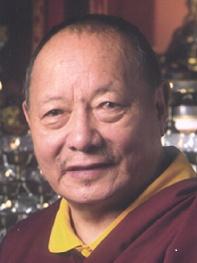 Khenpo Karthar Rinpoche