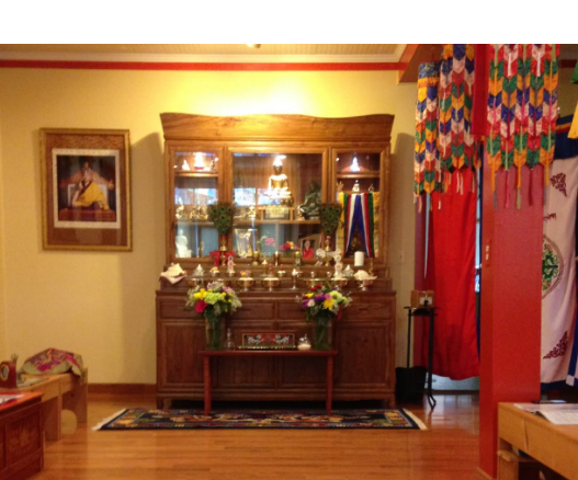 Shrine and New Floor