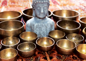 Sacred Sound Bath Bowls