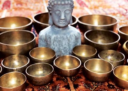 Sacred Sound Bath Bowls